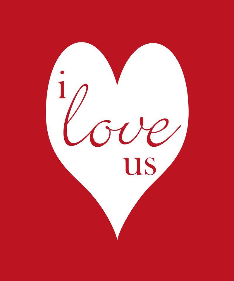 I love us 3