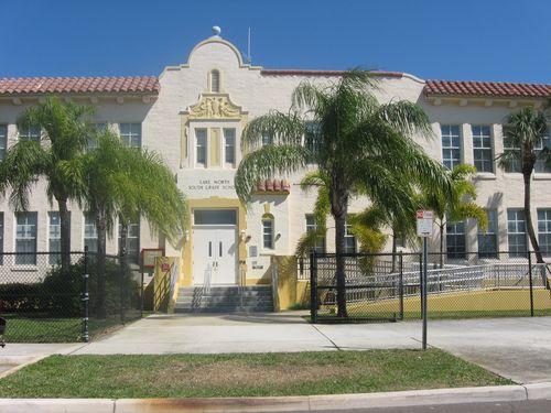 School front 014